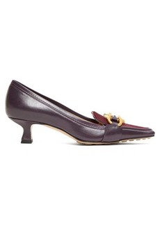 Bottega Veneta BV Madame leather pumps