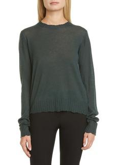 Bottega Veneta Cashmere Crewneck Sweater