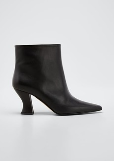 Bottega Veneta Cloud Calf Ankle Booties