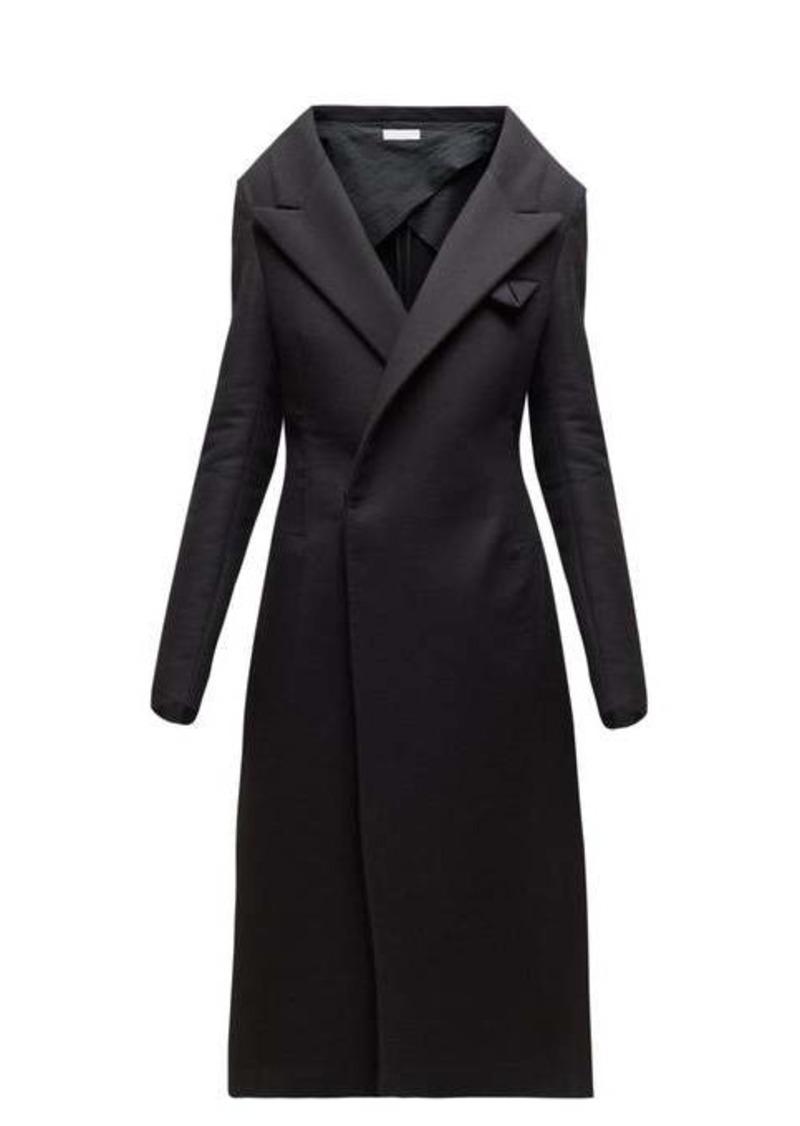 Bottega Veneta Double-breasted cashmere coat
