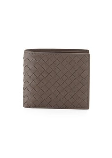 Bottega Veneta Intrecciato Leather Bi-Fold Wallet