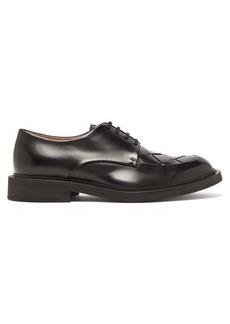 Bottega Veneta Intrecciato leather Derby shoes