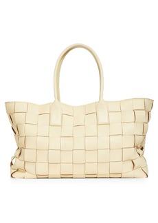 Bottega Veneta Intrecciato Leather East/West Tote Bag
