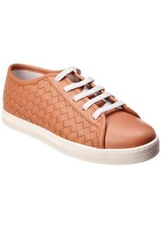 Bottega Veneta Intrecciato Leather Sneaker
