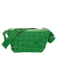 Bottega Veneta Intrecciato Webbing Crossbody Bag