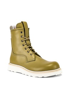 Bottega Veneta Lace Up Boot