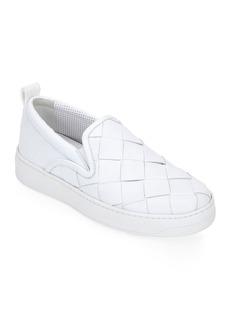 Bottega Veneta Large Intrecciato Skate Sneakers