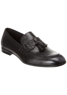 Bottega Veneta Leather Loafer