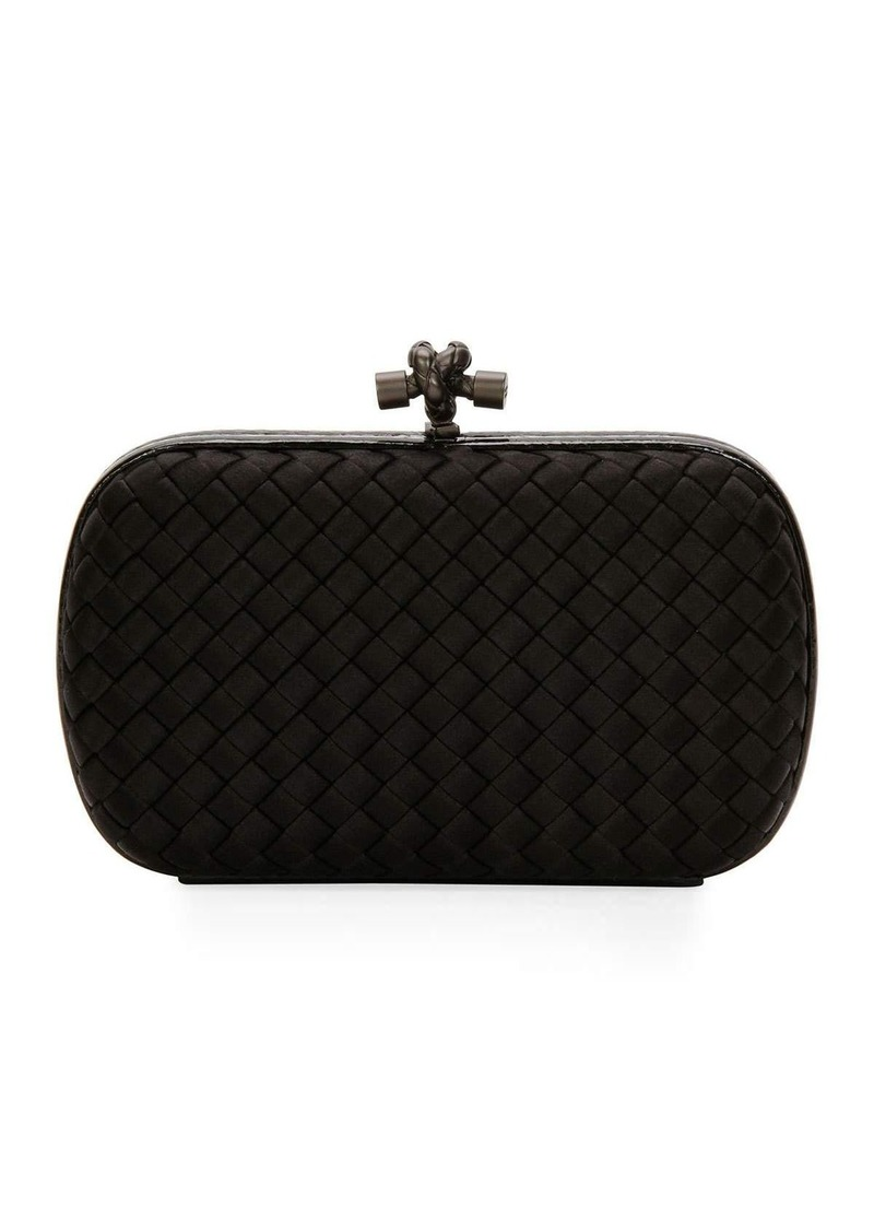 e6a6305ca5a Bottega Veneta Bottega Veneta Medium Chain Knot Clutch Bag ...