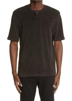 Bottega Veneta Men's Terry T-Shirt