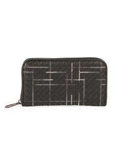 Bottega Veneta Multi-Nero Leather Wallet