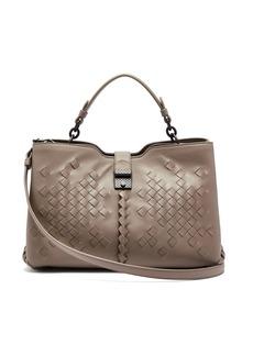 Bottega Veneta Napoli medium Intrecciato leather bag