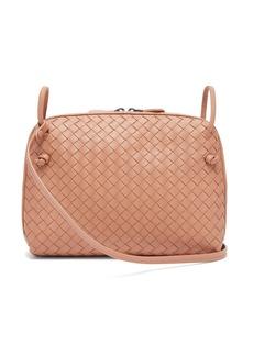 Bottega Veneta Nodini small Intrecciato leather cross-body bag