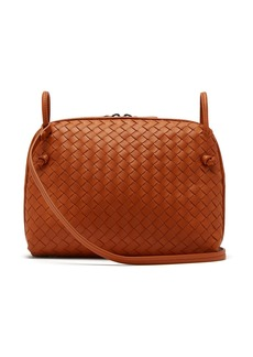 Bottega Veneta Olimpia Intrecciato leather shoulder bag