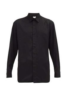Bottega Veneta Oversized poplin shirt