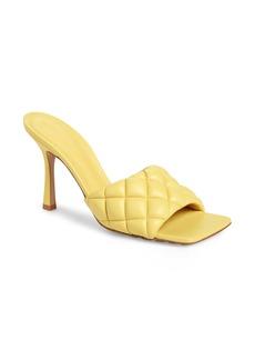 Bottega Veneta Padded Slide Sandal (Women)