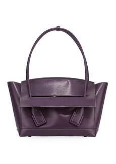 Bottega Veneta Palmellato Large Leather Top Handle Bag