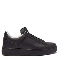 Bottega Veneta Raised-sole low-top leather trainers