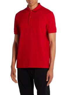 Bottega Veneta Short Sleeve Cotton Piqué Men's Polo