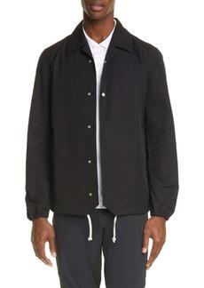 Bottega Veneta Tech Faille Jacket
