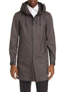 Bottega Veneta Technical Membrane Jacket