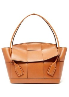 Bottega Veneta The Arco large Intrecciato leather bag