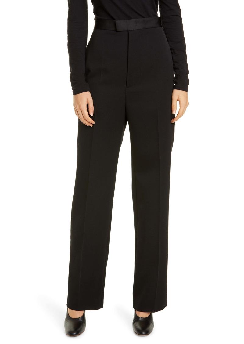 Bottega Veneta Tux Stripe Wool Pants