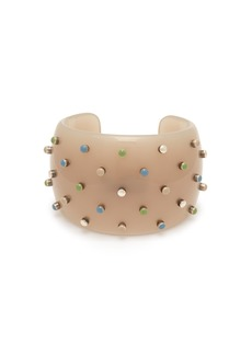 Bottega Veneta Wide studded cuff