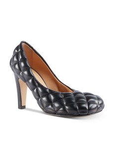 Bottega Veneta Women's Quilted Leather Pumps