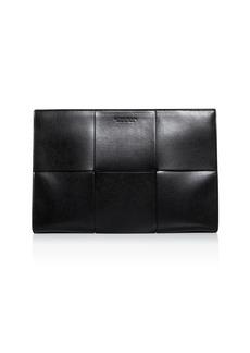 Bottega Veneta Woven Leather Document Bag