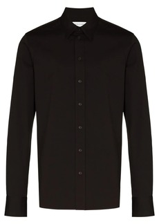 Bottega Veneta button-up long-sleeve shirt