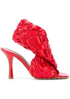Bottega Veneta BV Board sandals