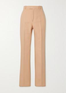 Bottega Veneta Cotton-canvas Straight-leg Pants