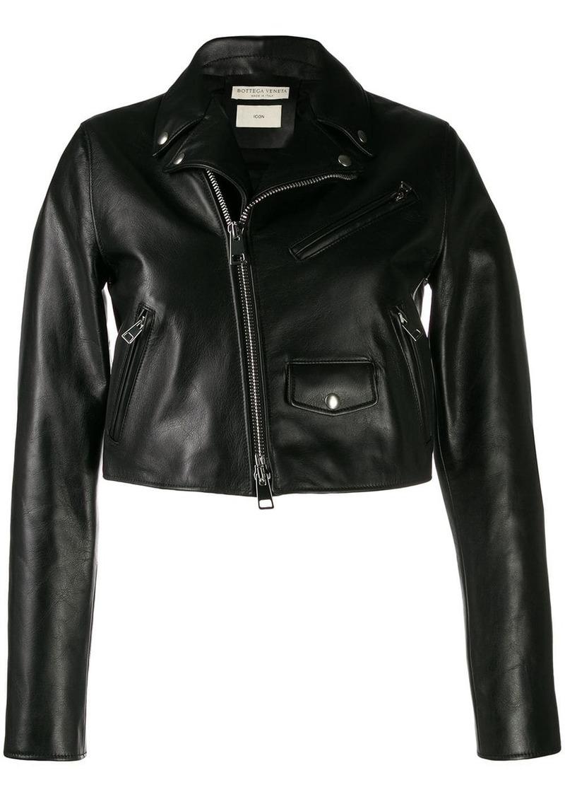 Bottega Veneta cropped jacket