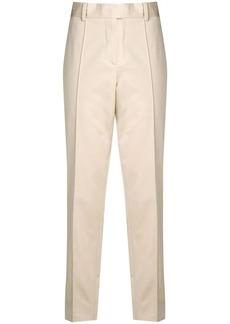 Bottega Veneta cropped tapered trousers