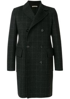 Bottega Veneta double grey double cashmere coat