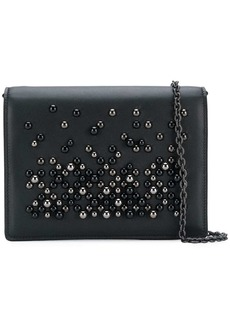 Bottega Veneta embellished foldover bag
