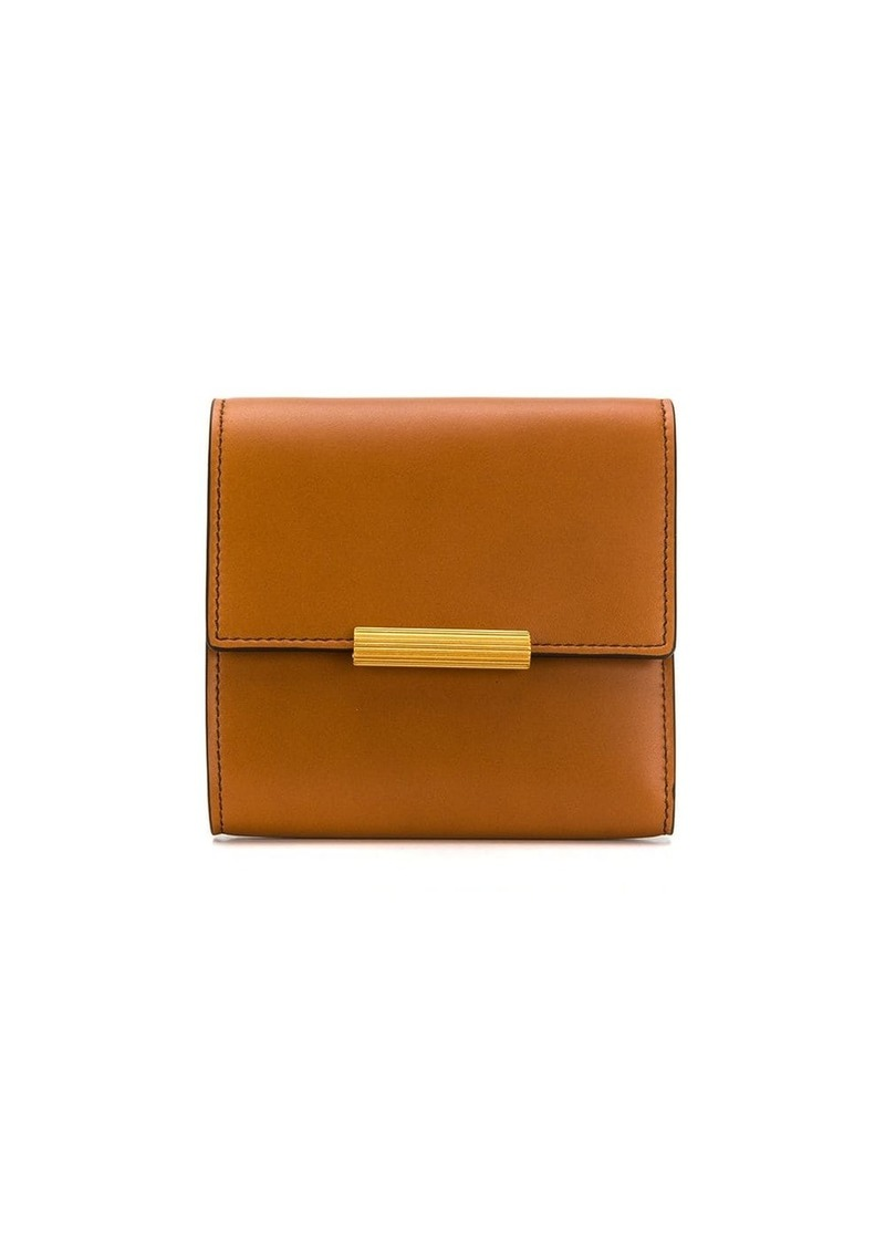 Bottega Veneta foldover wallet