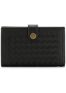 Bottega Veneta French bi-fold wallet