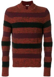 Bottega Veneta gigolo red cotton wool cashmere sweater