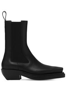 Bottega Veneta High Leather Boots