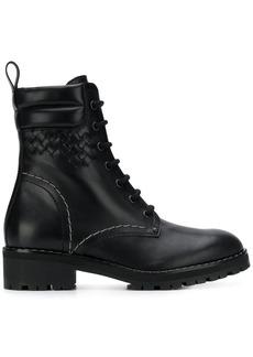 Bottega Veneta Intrecciato boots