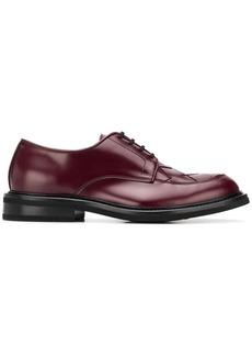 Bottega Veneta Intrecciato detail Derby shoes