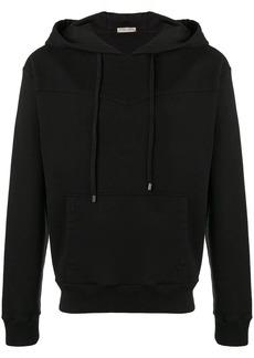 Bottega Veneta Intrecciato detailed hoodie