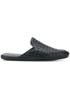 Bottega Veneta intrecciato Fiandra slippers