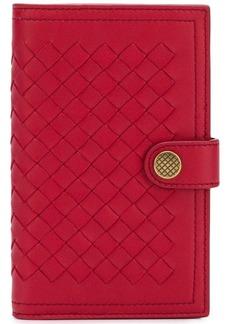Bottega Veneta Intrecciato French wallet