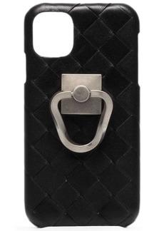Bottega Veneta Intrecciato iPhone 11 case