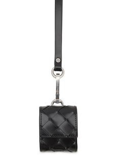Bottega Veneta Intrecciato Leather Airpod Case
