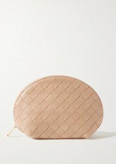 Bottega Veneta Intrecciato Leather Cosmetics Case