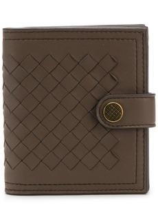 Bottega Veneta Intrecciato snap wallet